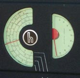 Dial of the S-38B Receiver