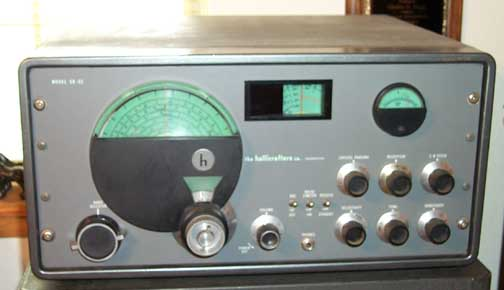 Picture of SX-42 Receiver