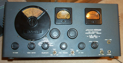 front of the SX-24
