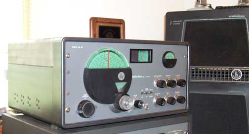 Picture of SX-42 Receiver and R-42 Speaker